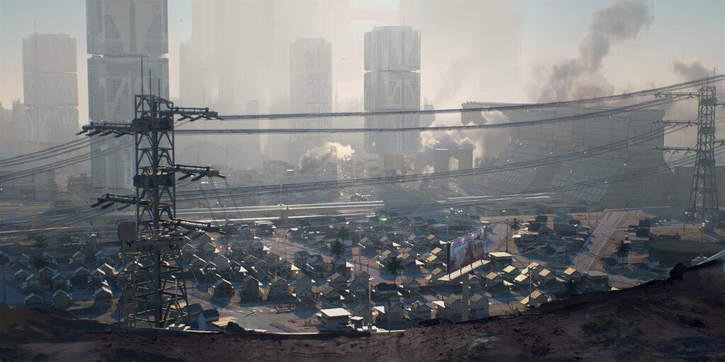Cyberpunk 2077 Rancho Corronado