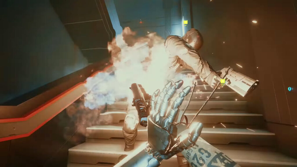 Cyberpunk 2077 Ranged Weapons Guide Johnny Silverhand Gun Special Move