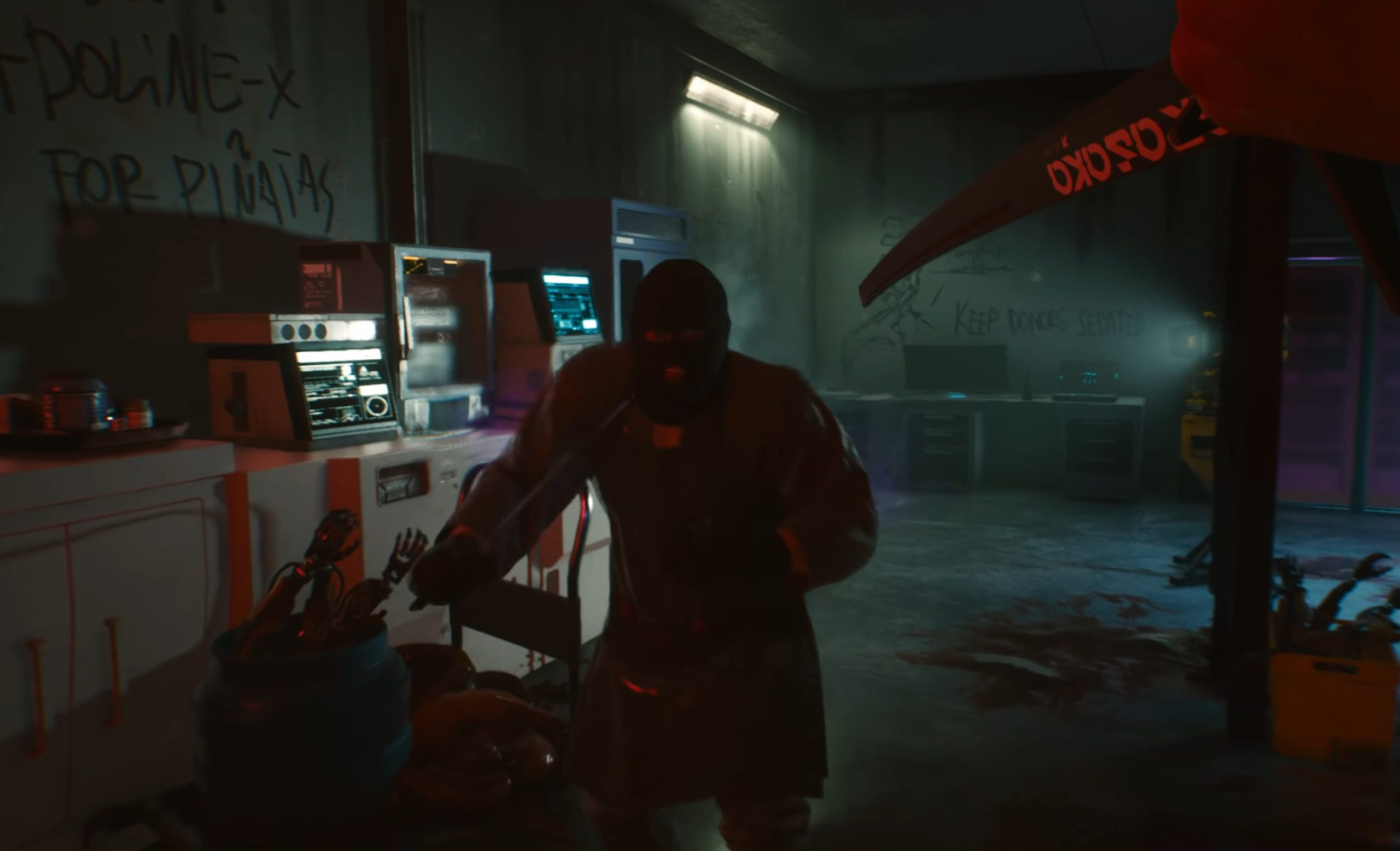 Cyberpunk 2077 Scavengers Gang Lore