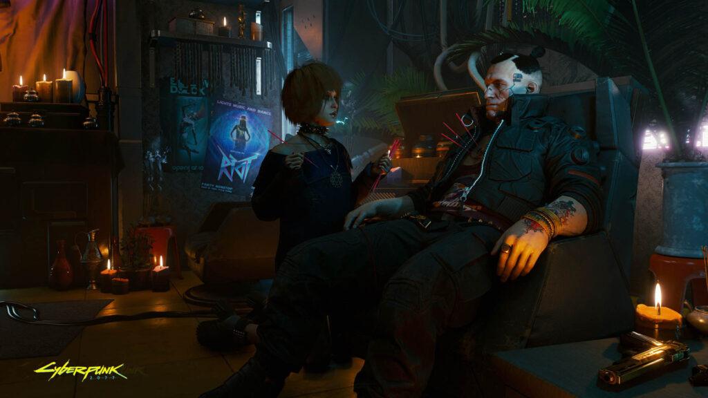 Cyberpunk 2077 Techie Archetype Cyberware Fixing Healing