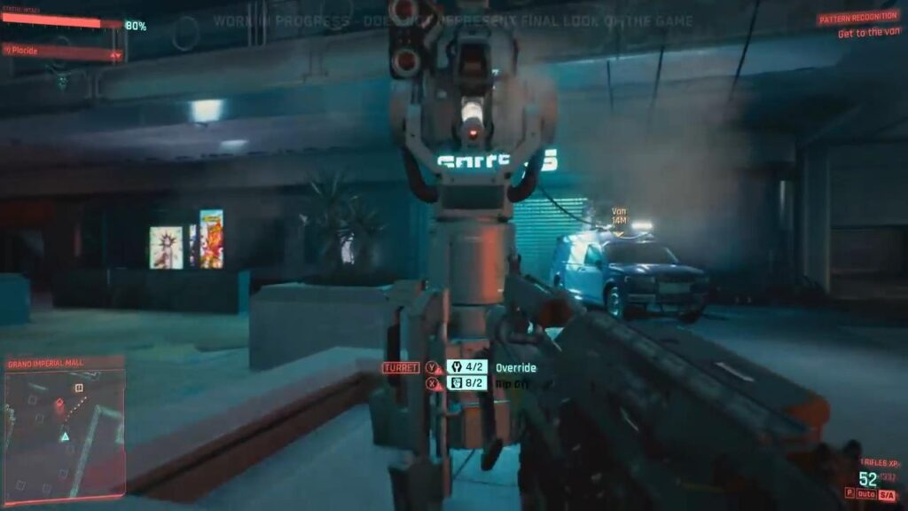 Cyberpunk 2077 Techie Archetype Secret Passages And Overriding Machinery