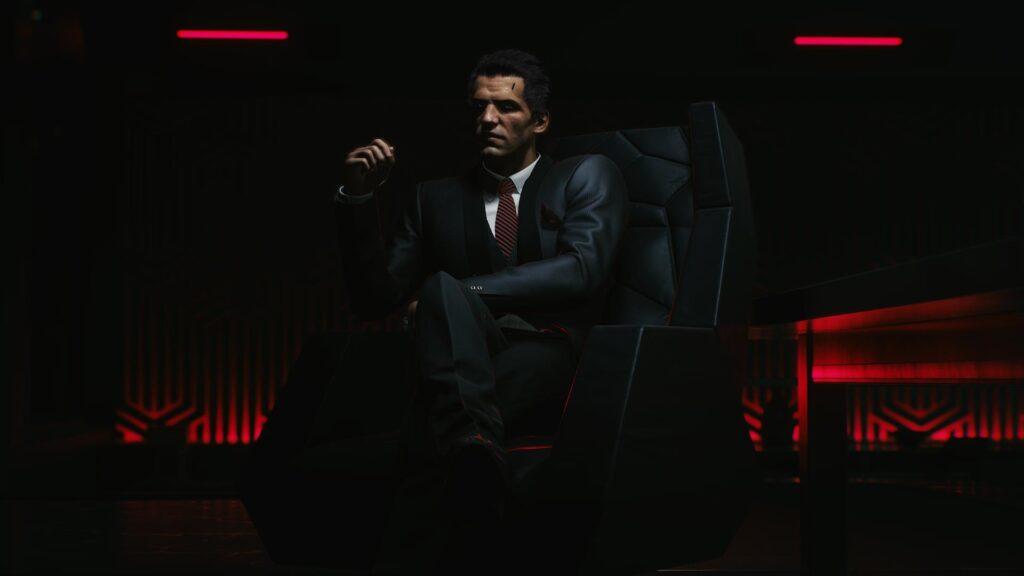 Cyberpunk 2077 The Corpo Rat Prologue Arthur Jenkins