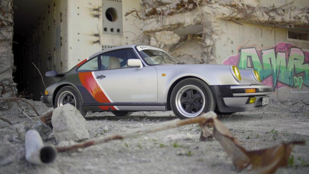 Cyberpunk 2077 Vehicles Guide 911 Porsche
