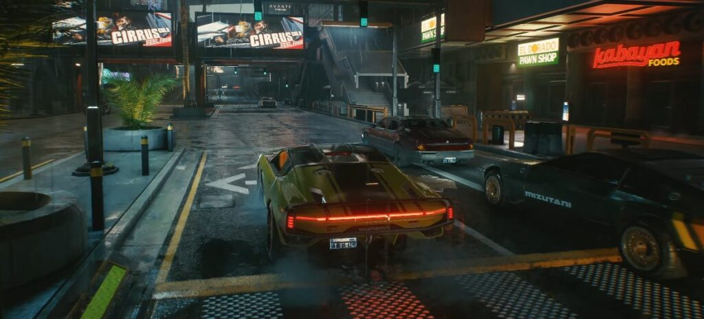 Cyberpunk 2077 Vehicles Guide Available Cars By Manufacturer