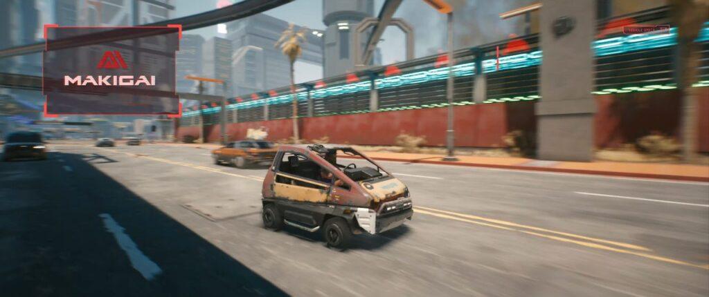 Cyberpunk 2077 Vehicles Guide Economy Tier Maimai Makigai 2