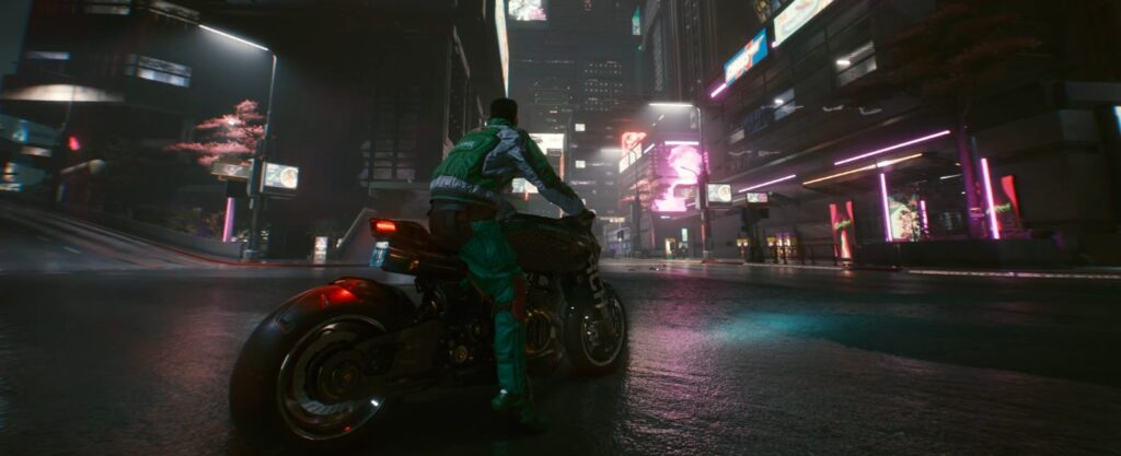 Cyberpunk 2077 Vehicles Guide Motorcycles Method 143 Arch Motorcycle 2