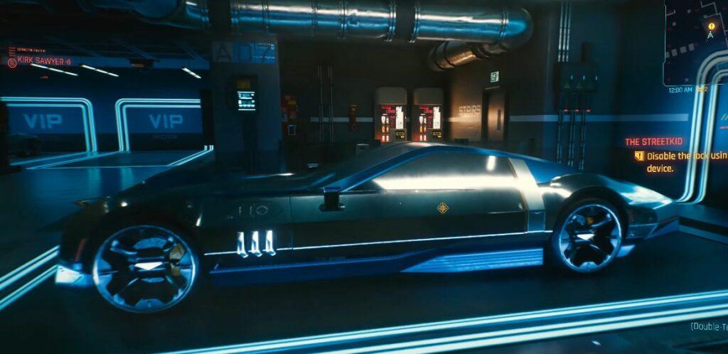 Cyberpunk 2077 Vehicles Guide Rayfield Aerondight S9