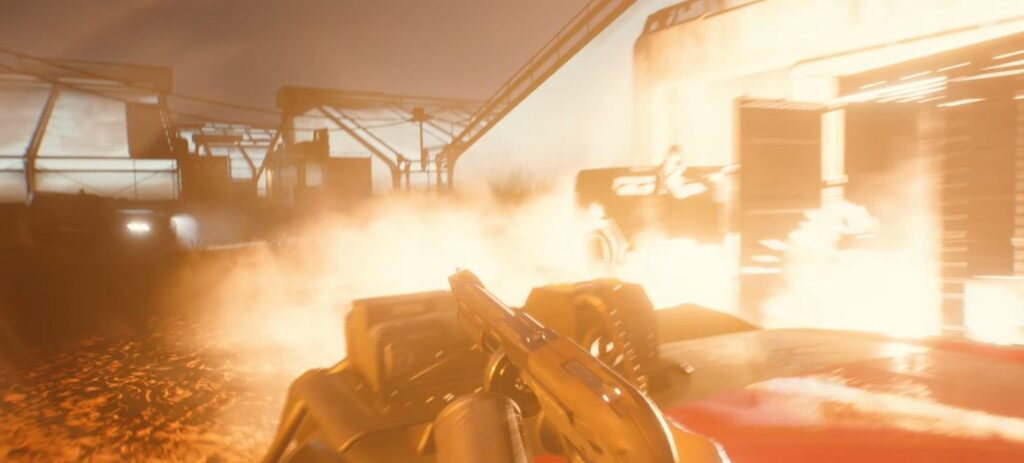 Cyberpunk 2077 Vehicles Guide Shooting From Inside A Car