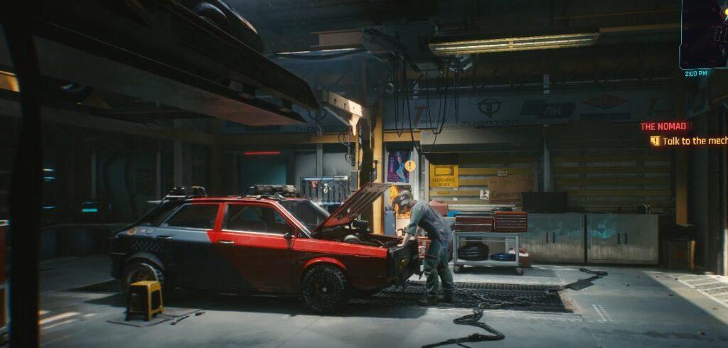 Cyberpunk 2077 Vehicles Guide Thornton Hatchback Car