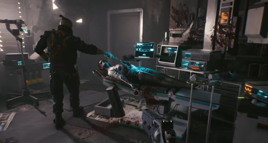Cyberpunk 2077 Who Are The Scavengers Gang