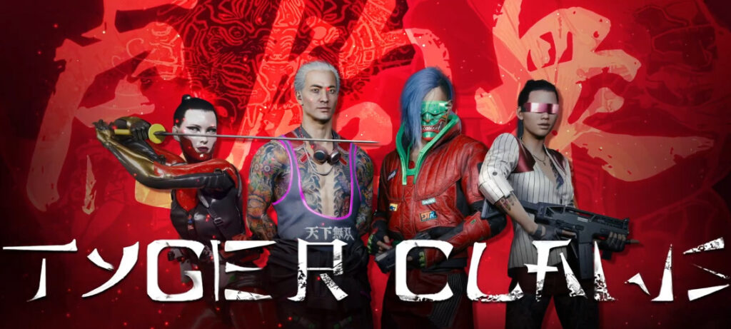Cyberpunk 2077 Who Are The Tyger Claws Gang