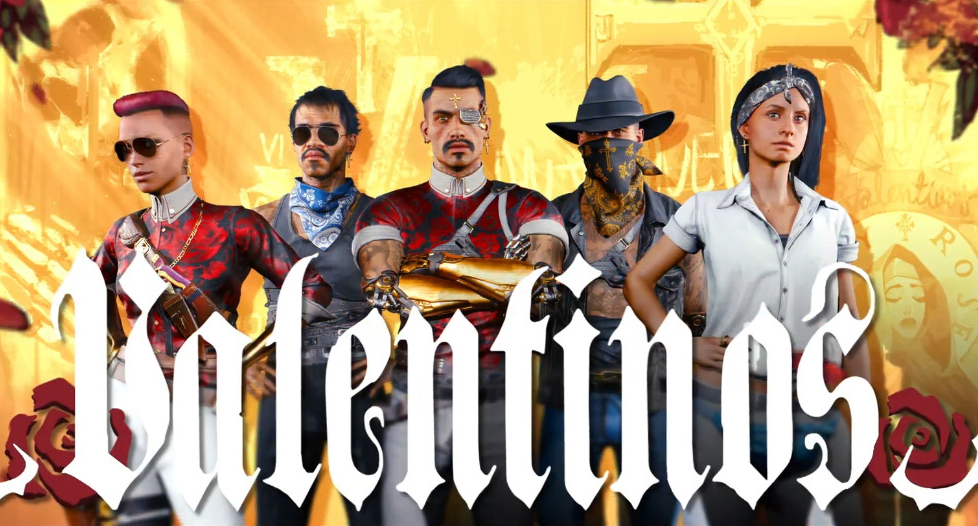 Cyberpunk 2077 Who Are The Valentinos Gang