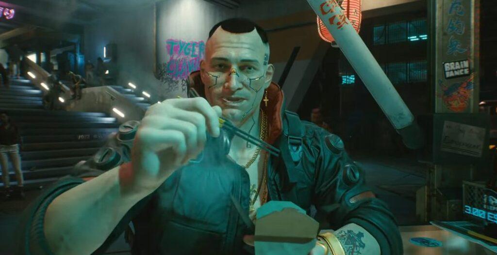 Cyberpunk 2077 Is Evolving Camera And Movement Controls In Rpg Cutscenes