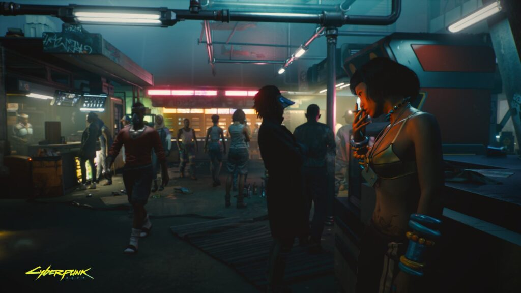 Cyberpunk 2077's New Deep Dive Gameplay Video And What It Means