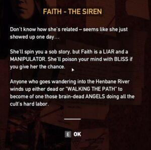 Far Cry 5 Dutchs Map Faith Seed