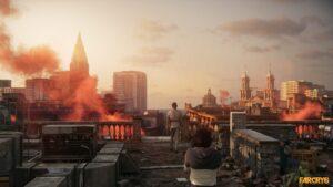 Far Cry 6 Anton Castillo Diego Castillo On Building Screenshot