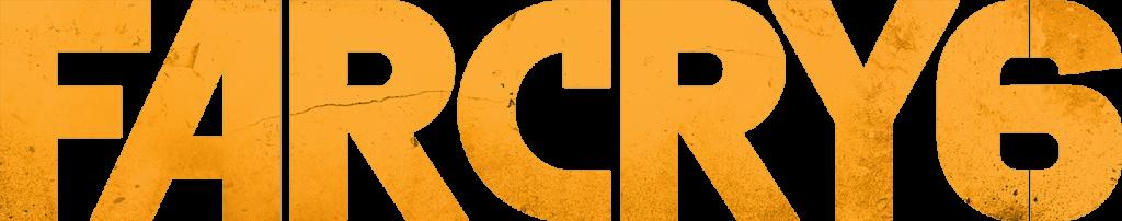 Far Cry 6 High Resolution Transparent Logo 1