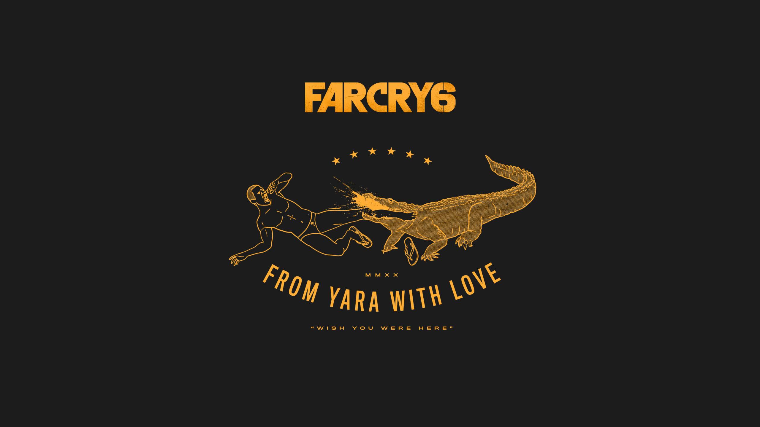 Far Cry 6 Wallpaper7