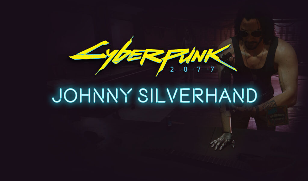 Johnny Silverhand Cyberpunk 2077 Npc Guide