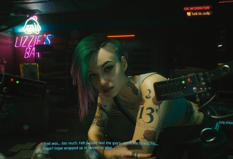 What We Know About Judy Alvarez, Cyberpunk 2077 Romance Option