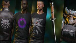 Digital And In Game Rewards Cyberpunk 2077 Free
