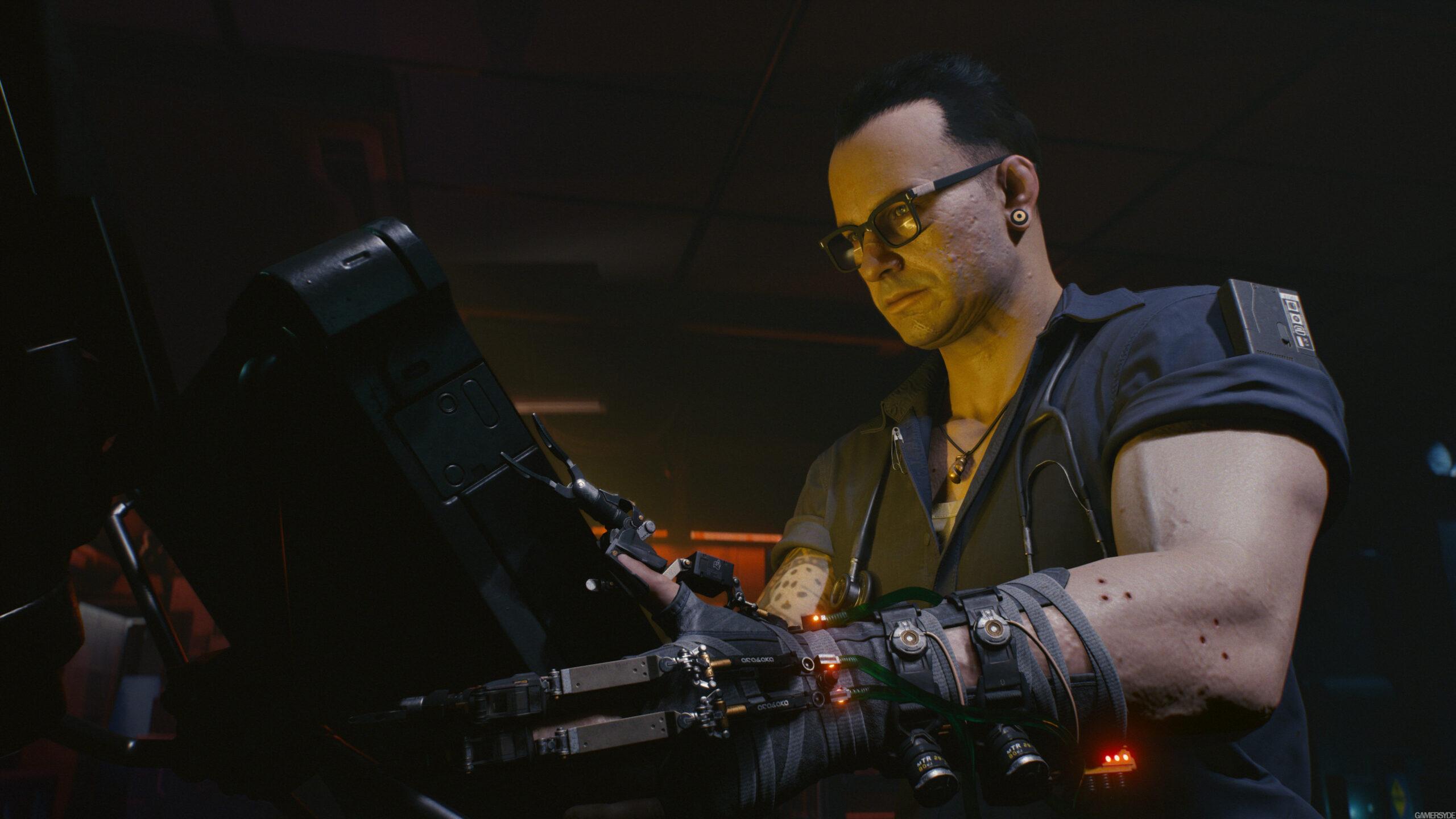 Cyberpunk 2077 cdpr apology