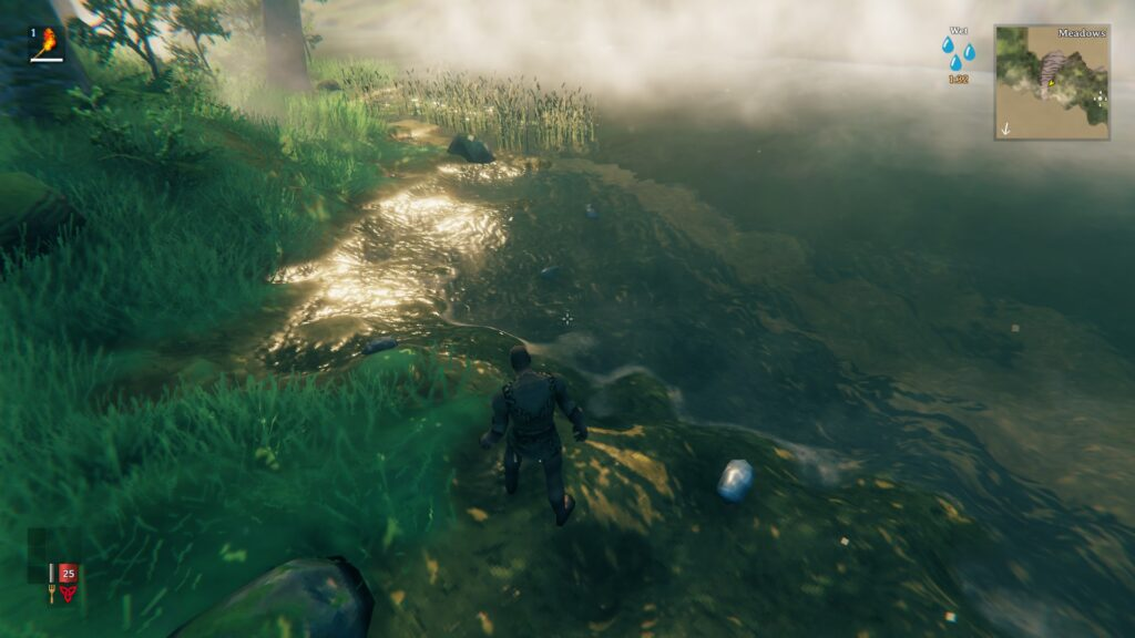 Valheim How to Get Flint River