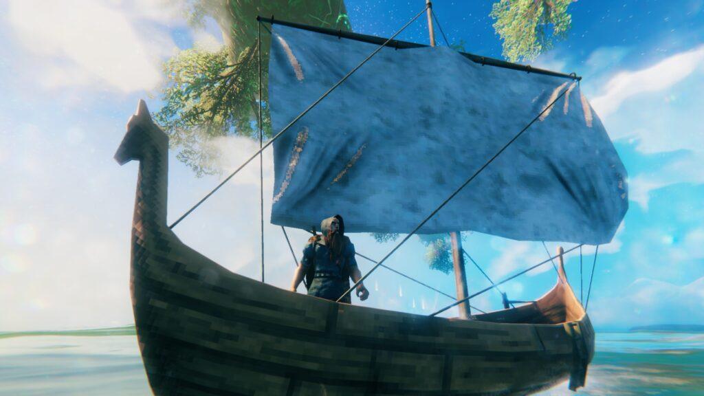 Ultimate Ship Guide Valheim Sailing