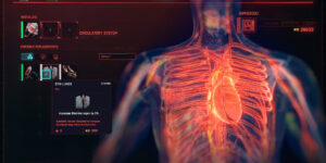 Cyberpunk 2077 Cyberware Guide Circulatory System
