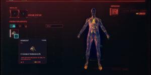 Cyberpunk 2077 Cyberware Guide Immune System