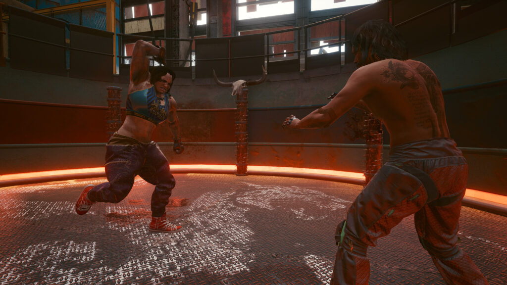 Cyberpunk 2077 Map Markers Guide Beat On The Brat Bare Knuckle Sparring