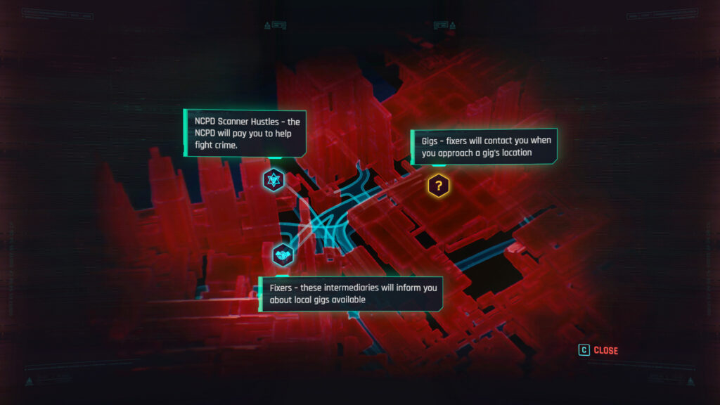 Cyberpunk 2077 Map Markers Guide In Game Review Of Markers