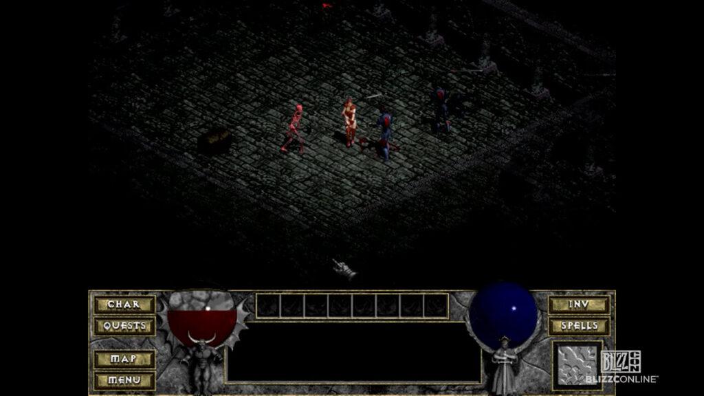 Diablo Iv Blizzcon Update Rogue Class Diablo 1 Inspirations