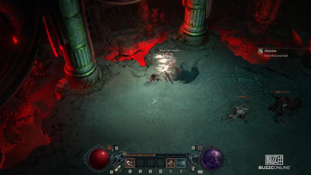Diablo Iv Blizzcon Update Rogue Class Speed Dexterity