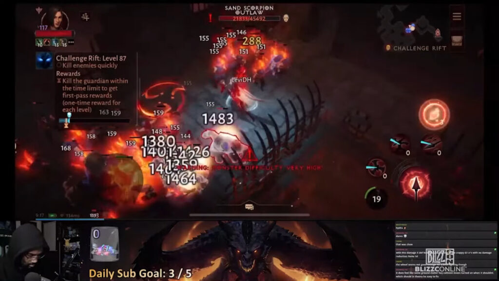 Diablo Immortal Will Be a New Diablo Game in Itself, a Feature-Packed Mobile MMO