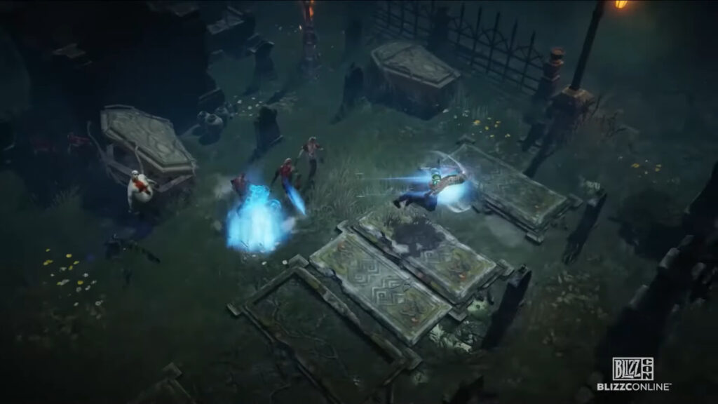 Diablo Immortal Will Be A New Diablo Game In Itself Monk Gameplay