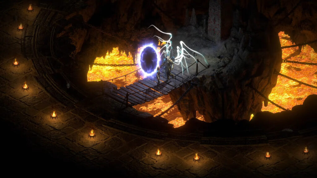 How Diablo Ii Resurrected Will Run Two Games At Once