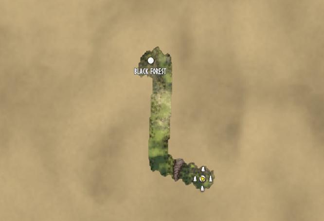 Valheim How To Find Black Forest Map Marker 2