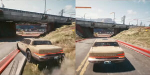 cyberpunk 2077 1.2 patch nc police will finally chill, cars will steer better