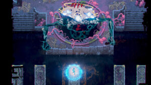 featured image loot river looks like hyperlight drifter and bloodborne had a tetris baby