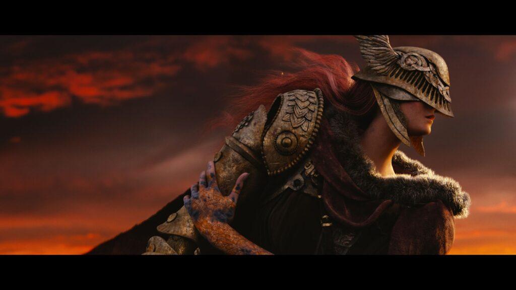 leak new elden ring trailer reveals mounted combat, colorful enemies featured image