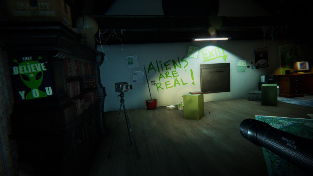 sanity of morris review image aliens are real