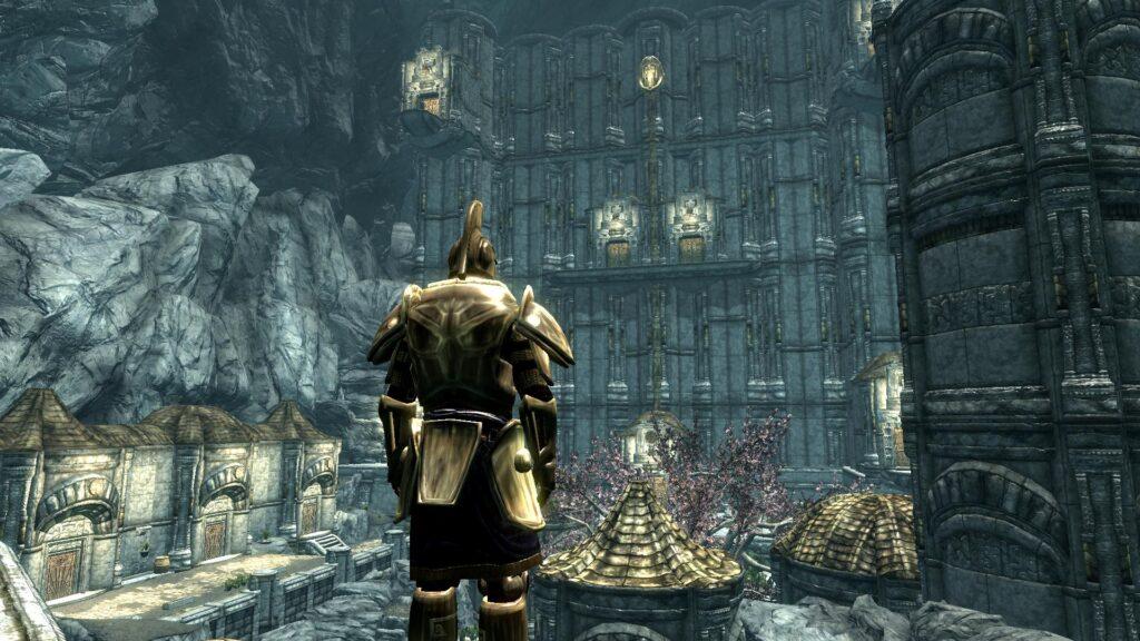 original mod image skyrim mod forgotten city coming soon as standalone game