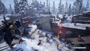 scavengers base assault featured image new battle royale survival elements