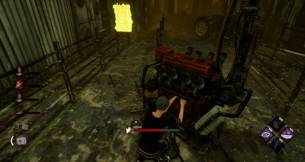 why ill play dbd until im dead doing generators is important 1 1