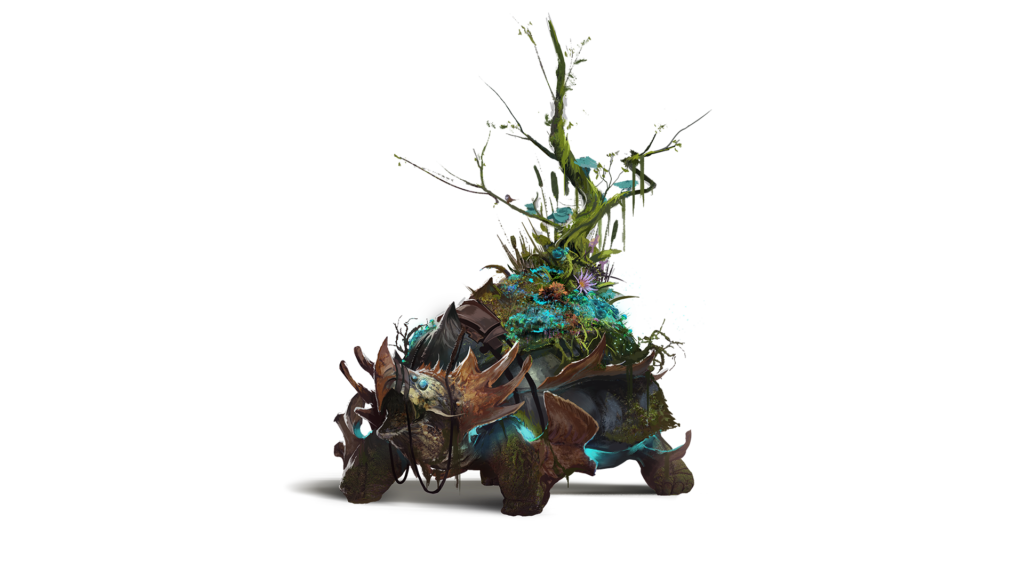 ashes of creation mounts timeless terrapin