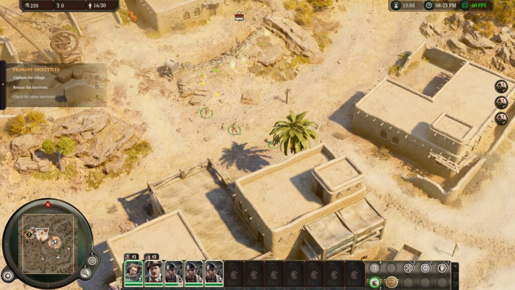 iron harvest operation eagle review what is going on