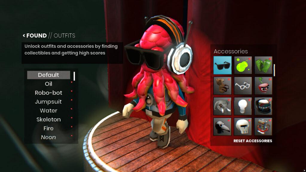 radioviscera outfits