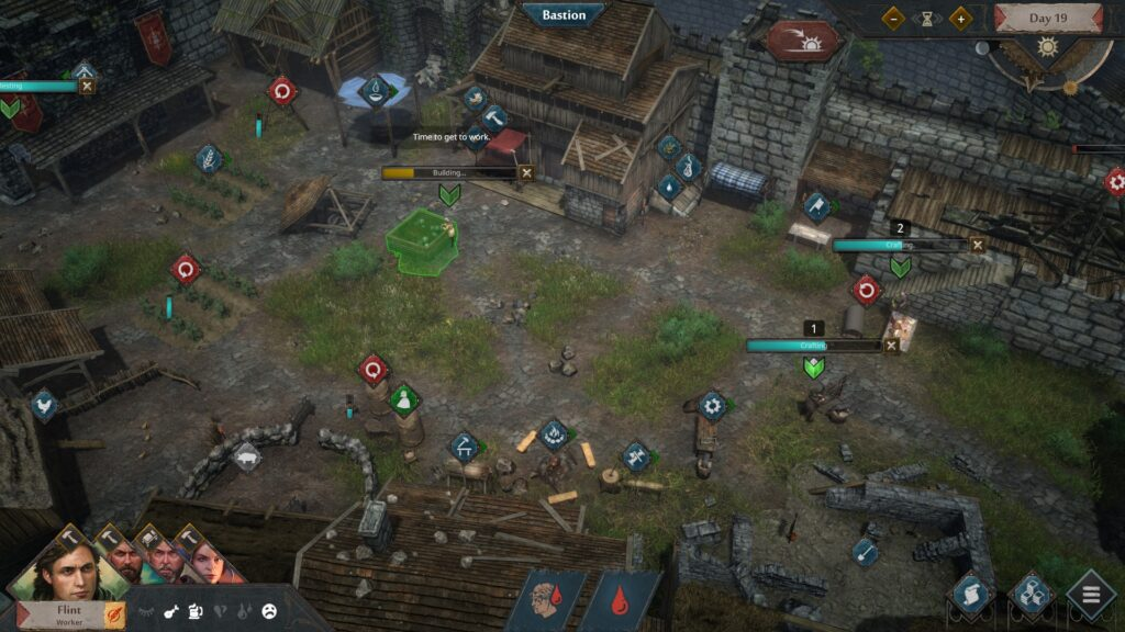 siege survival gloria victis eip – game review featured image