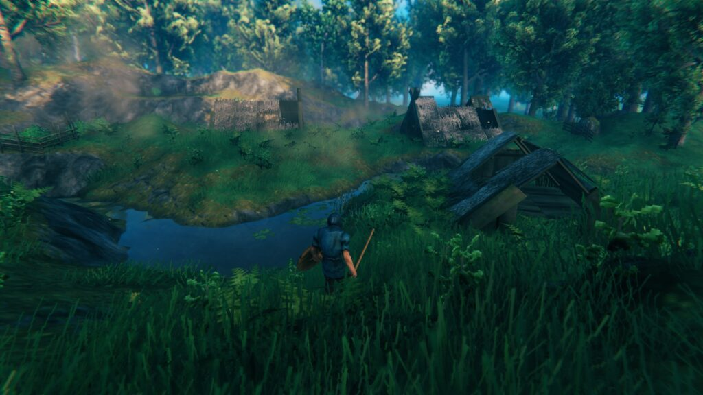 valheim on humble bundle featured image